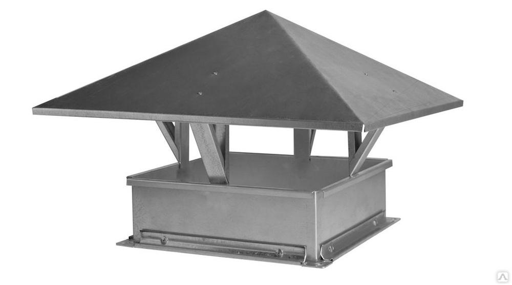 Крышный зонт - производство